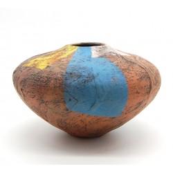 Round vessel