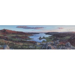 Windermere from Loughrigg...