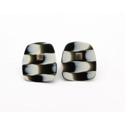 Marble Mojo Earrings