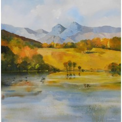 The Langdale Pikes from...